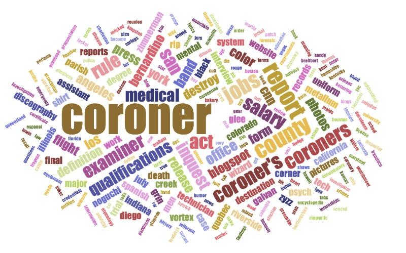 Career As a Coroner